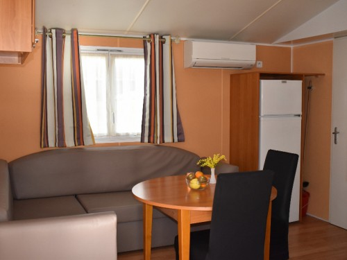 Mobil-home gamme résidentielle 2 chambres